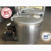 Охладитель молока БУ ALFA LAVAL на 500, 600 литров. Холодильник для молока. Украина