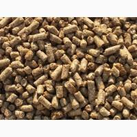 Комбикорм: отруби гранулированные ячменно-овсяные