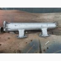 Труба водяная передняя правая К-701 (ЯМЗ-240 с общими головками) 240-1303104