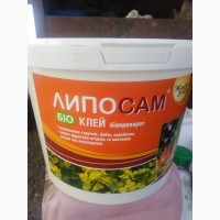 ЛИПОСАМ - Біоклей для запобігання розтріскування плодів технічних і бобових культур