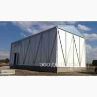 Строительство холодильных складов, овощехранилищ