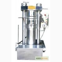 Полуавтоматический гидравлический маслопресс AX-220
