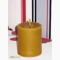 Восковые свечи длительного горения