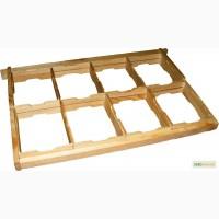 Комплект рамки для сотового меда 435Х300 по 8 шт