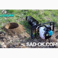 Мотобур бур ямобур землебур Sadko Садко AG-52N (300) (250) (200) (150)