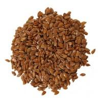 Продам олійний льон, коричневий, органічний