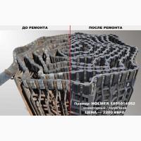 Ремонт, відновлення пруткових транспортерів бурякозбиральної техніки Holmer, Ropa, Grimme