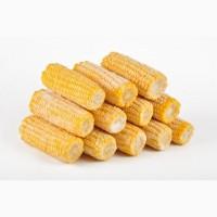 Заморожуємо качани цукрової кукурудзи