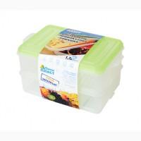Контейнери пластикові для харчових продуктів