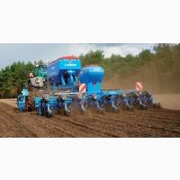 Услуги по обработке земли (дискование, вспашка, глубокое рыхление, культивация)