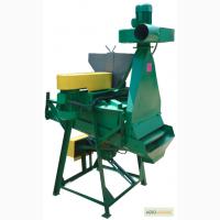 Рушально-веечная машина для семечки своими руками