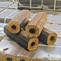 Топливные брикеты PiniKey при покупке от 1 тонны от производителя с доставкой по Киеву