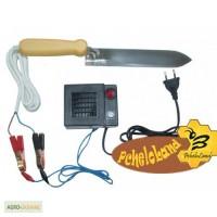 Нож пасечный с электроподогревом из Нержавеющей стали «Гуслия»