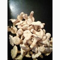 Лисички соленые