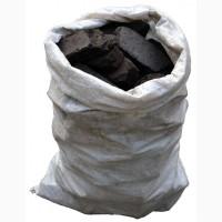 Торфобрикеты фасованные в мешки