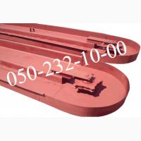 Корыто выгрузное навозоуборочных транспортеров ТСН-2Б, ТСН-3Б