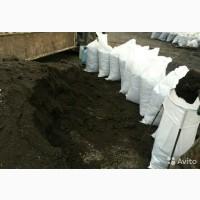 Купить чернозем навалом и в мешках, по киеву и области