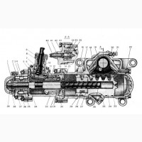 Гидроусилитель руля на КамАЗ 5320