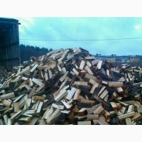 Продам дрова сосна колотые сухие 370 гривень куб