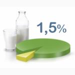 Молоко сухое обезжитенное ЭКСТРА Белок 32-34%, Жтр 1, 5%