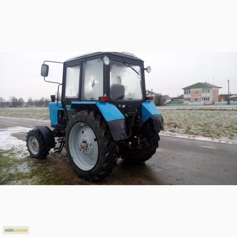 Купить б/у МТЗ 82.1 Беларус. - carsua.net
