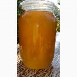 Натуральный мёд разнотравье 2017г. Черниговская обл
