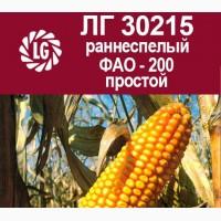 Силосный гибрид кукурузы Limagrain ЛГ 30215 раннеспелый ФАО-200 простой