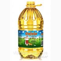 Олія Олівія , 5л, рафинированная