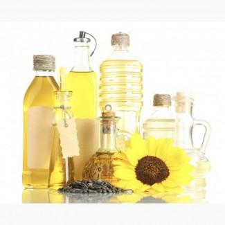 Продам подсолнечное масло на экспорт