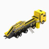 Мобільна лінія для сортування сміття (ТПВ)
