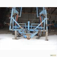 Культиватор тяжёлый КПЕ 9, 5 КПЭ 9, 5 четырёхрядный c бороной и катком