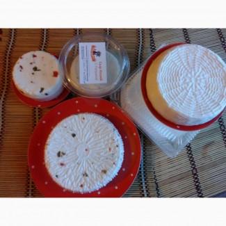 Натуральный козий сыр собственного производства