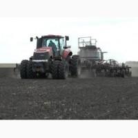 Посев подсолнечник, зерновые, кукуруза