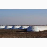 Продам рукава для хранения зерна (2, 7 * 230мкн. * 60м) Германия