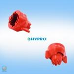 Крупнокапельный шестиструйный распылитель Hypro FC ESI для КАС