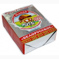 Продам Белорусское масло сладко-сливочное несоленое высшый сорт