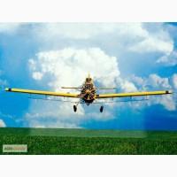 Малая авиация в помощь сельскому хозяйству, авиационно-химические работы