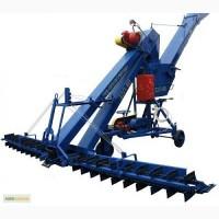 Зернометатель, зернопогрузчик ЗЗП-80