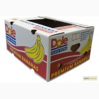 Ящик банановый, бананка, тара для фруктов и овощей
