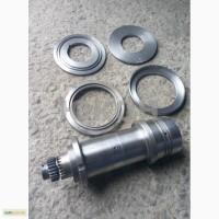 Вал ролика пресс гранулятора ГТ-500 (в комплекте с крышками)