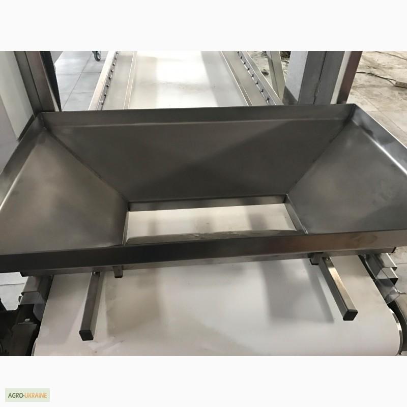 Фото 2. Инспекционный стол для ягод и фруктов