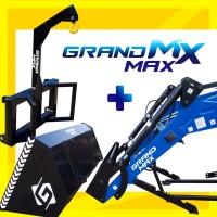 Grand Max, погрузчик, з крюком, до Юмз, Т-40, Мтз, ЄО-2621
