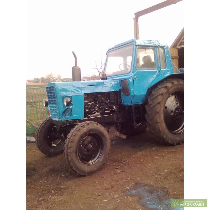 Прицепы на трактор купить в Украине