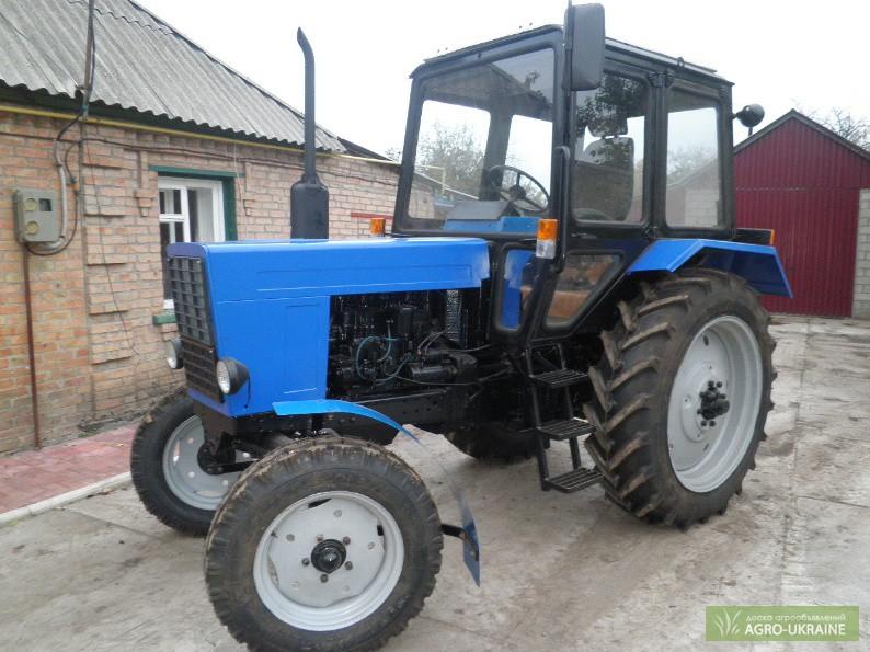 Трактор МТЗ-80 - s-agroservis.ru