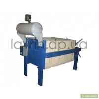 Линия фильтрации растительных масел от 75 до 1000 л/ч