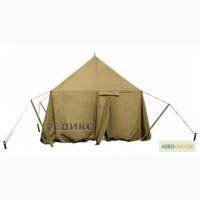 Палатки брезентовые, навесы, тенты брезентовые