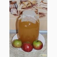 Оцет яблучний на медові ( медовий оцет )
