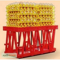 Ящики для перевозки и хранения яиц