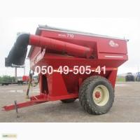 Бункер перегрузчик зерна прицеп зерновой E-Z 710 Trail б/у из США