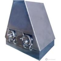 Продам теплогенератор (Котел) Бизон 300 Квт +дымоход +улитка